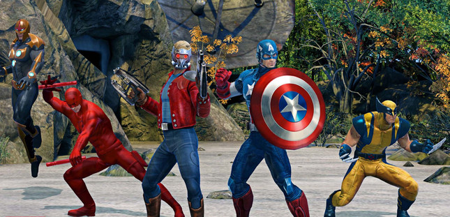 Marvel pulls support for Marvel Heroes, MMO to shut down