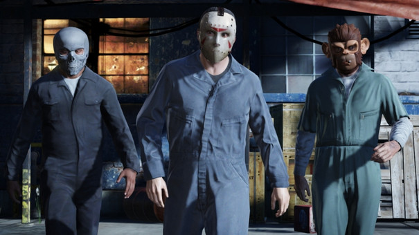 Rockstar details GTA V install size, bundled map, and more