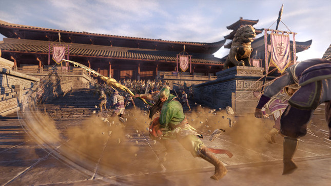 Dynasty Warriors 9 sets its sights on the West