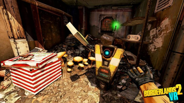 Borderlands 2 VR announced for December