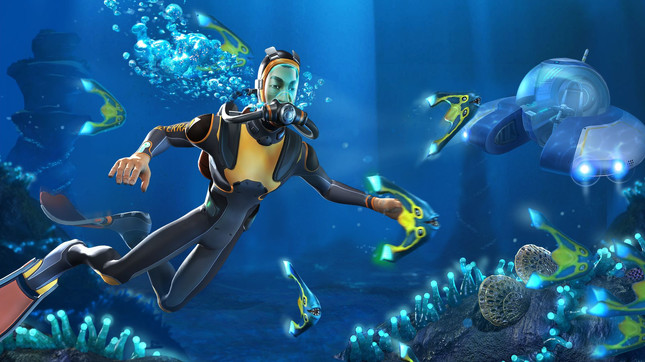 Subnautica is free on the Epic Store until Christmas