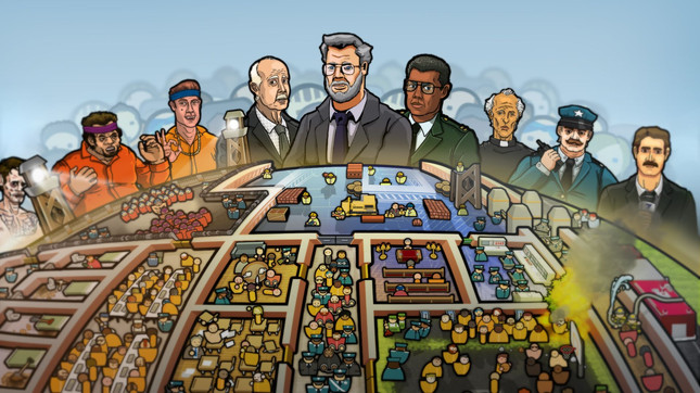 Paradox Interactive acquires rights to Prison Architect