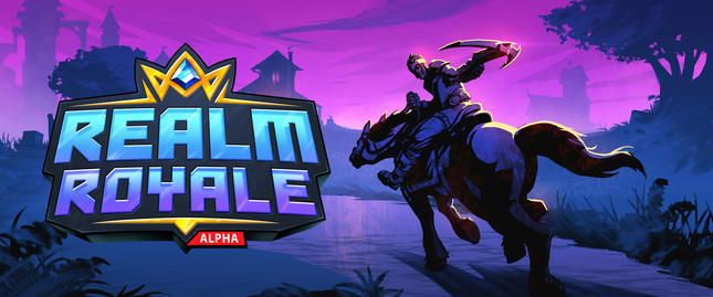 Realm Royale Enters Steam Early Access
