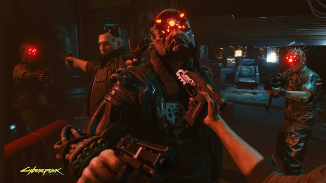 Don't like Cyberpunk 2077's first person perspective? Tough