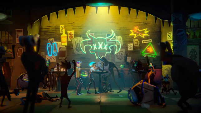Out-drink Satan in Afterparty, the next game from Oxenfree studio Night School