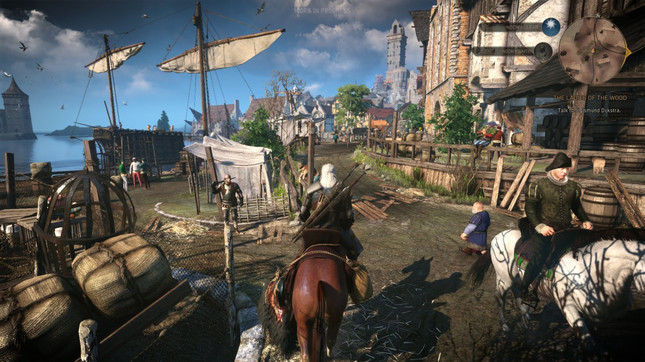 The Witcher 3's visual downgrade wasn't due to console versions – CDPR