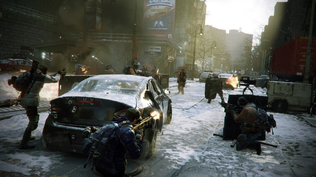 Former Titanfall coder: The Division may need total netcode rewrite