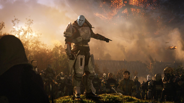 Bungie reiterates just how much story Destiny 2 has