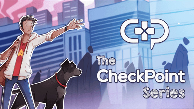 The first episode of gaming mental health webseries Checkpoint is out now