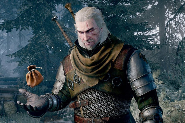 The Witcher's author has some serious sellers remorse