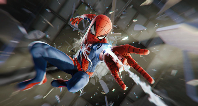 Spider-Man is smashing sales records in the UK