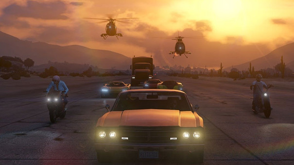 GTA V title update fixes Online progress deletion issues