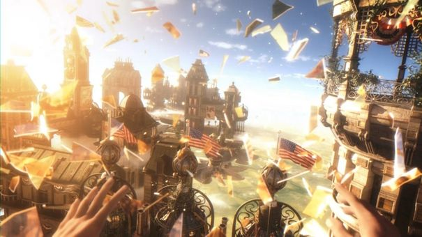 BioShock Infinite recommended PC specs, DX11 effects detailed