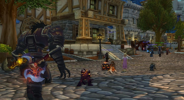 Blizzard considering microtransactions in WoW