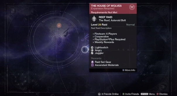 Bug reveals future Destiny content - report