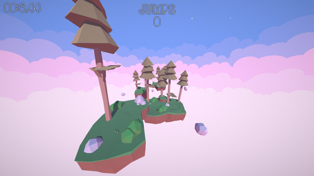 Kiwi teen releases first-person platformer Jumps on Steam
