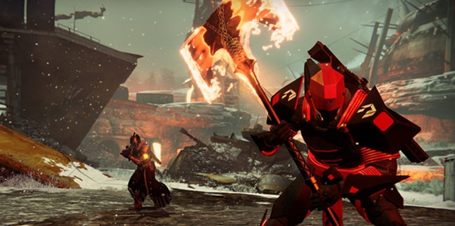 Gjallarhorn returns this September in Destiny: Rise of Iron