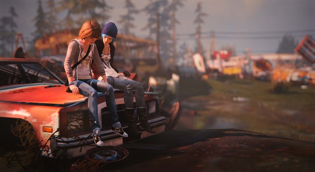 A brand new Life is Strange game is in development