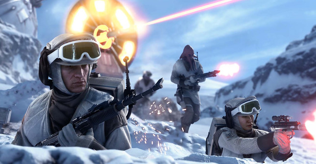 "EA: ""Very few people"" would play a Battlefront campaign"
