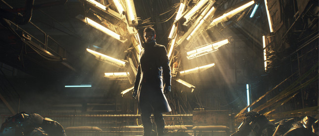 You can ghost your way through Deus Ex: Mankind Divided