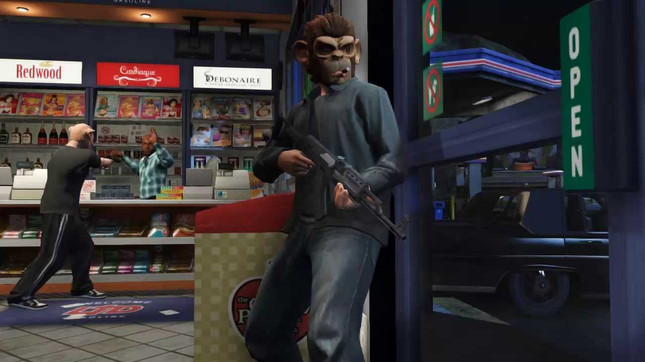 Gamers queuing for GTA V midnight launch robbed at gunpoint