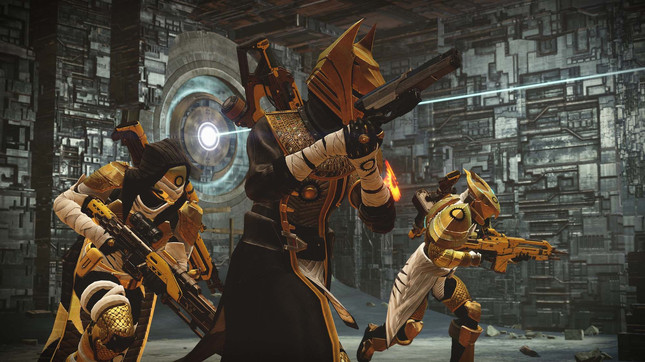 Destiny's second expansion, House of Wolves is out now