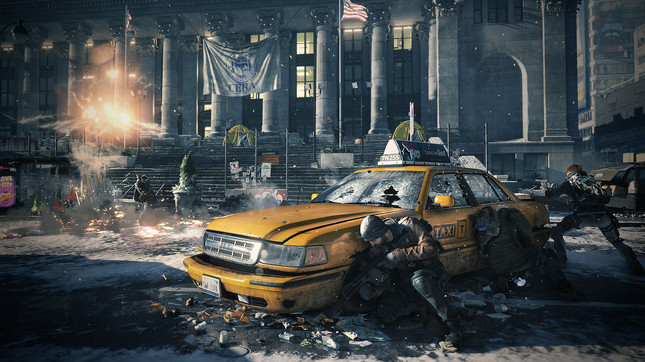 The Division post-launch plan and story details announced