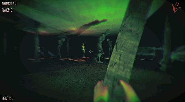 Phantasmal is a Kiwi survival horror roguelike that needs your money