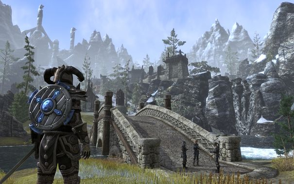 The Elder Scrolls Online beta sign-ups now open