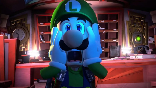 Luigi's Mansion 3 Releasing This Halloween