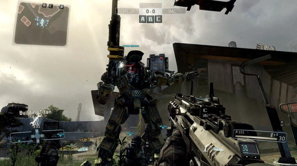 Titanfall slightly delayed on Xbox 360