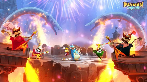 Rayman Legends challenge modes coming to Wii U for free this April