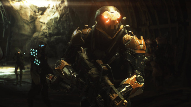 Take a bigger look at Anthem's E3 gameplay demo