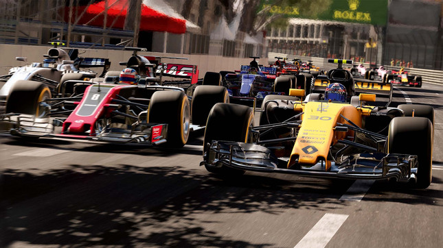 Formula 1 the latest big-time sports league to throw its weight behind esports
