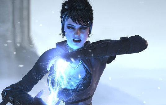Next Dragon Age is Morrigan's moment, but she's not a party member