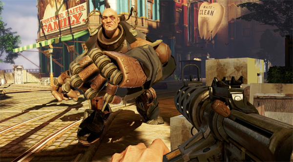 No multiplayer for BioShock Infinite