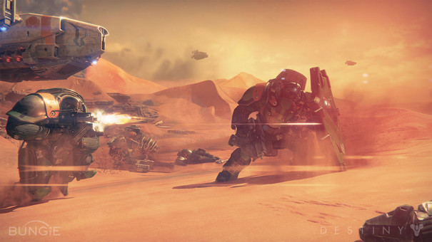 Bungie details Destiny's six-player raids