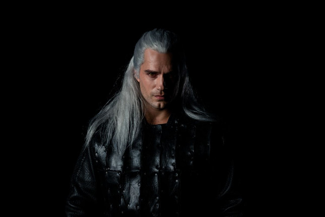 Camera tests reveal Henry Cavill as Geralt of Rivia