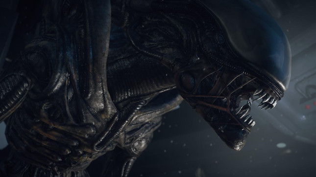 It looks like a new Alien game is on the way