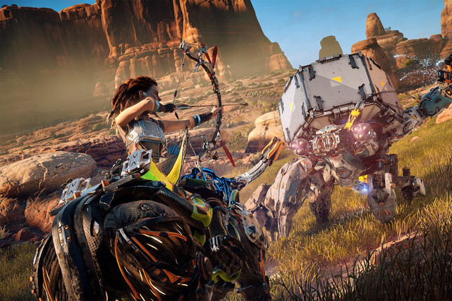 Horizon Zero Dawn PC release confirmed