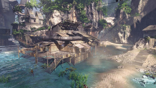 Titanfall maps and images leak out ahead of release