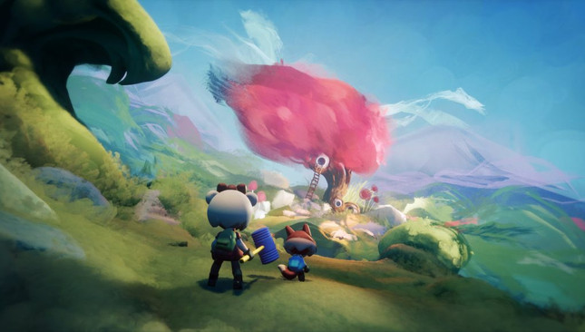 Media Molecule's Dreams early access coming soon