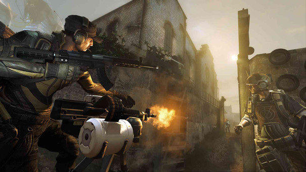 Free-to-play FPS Dirty Bomb gets a name change, publisher