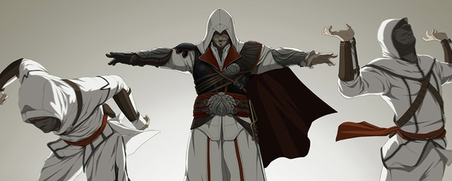 An Assassin's Creed anime series is on the way from Netflix Castlevania producer