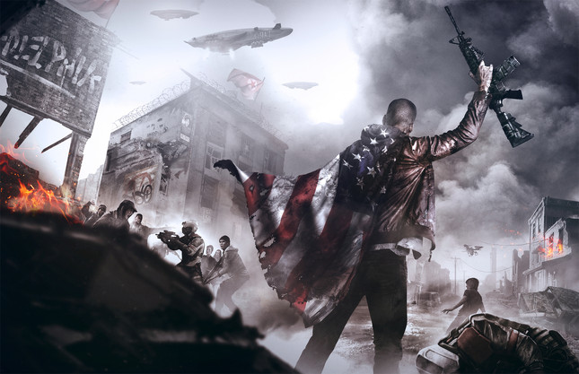 Homefront: The Revolution invades early next year