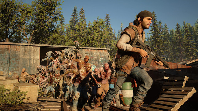Biker apocalypse title Days Gone revealed for PS4