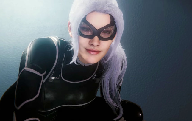 Spider-Man DLC teaser reveals Black Cat