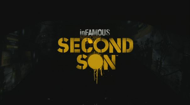 inFamous: Second Son announced for PlayStation 4