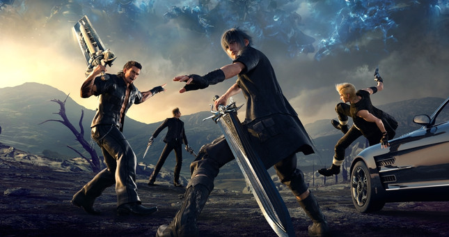 Final Fantasy XV director resigns from Square Enix