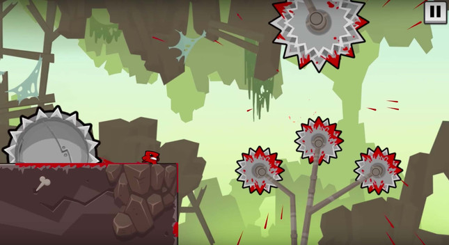 Raw and bloody platforming is back next year with Super Meat Boy Forever